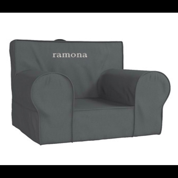 Pottery Barn Kids Other Charcoal Anywhere Chair